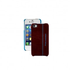 Guscio rigido per iPHONE4 e per iPHONE4S in pelle
