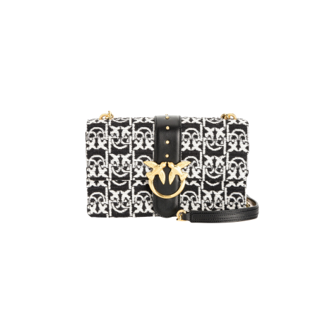 Classic Love Bag Icon Love Monogram - 1P22CHY7G2 PINKO