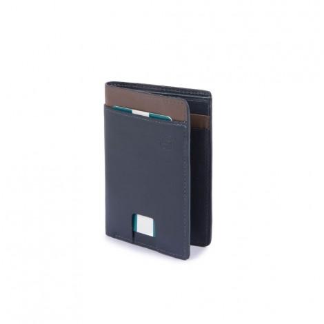 Porta carte di credito verticale con