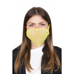 fashion mask in exception net LA FILLE DES FLEURS