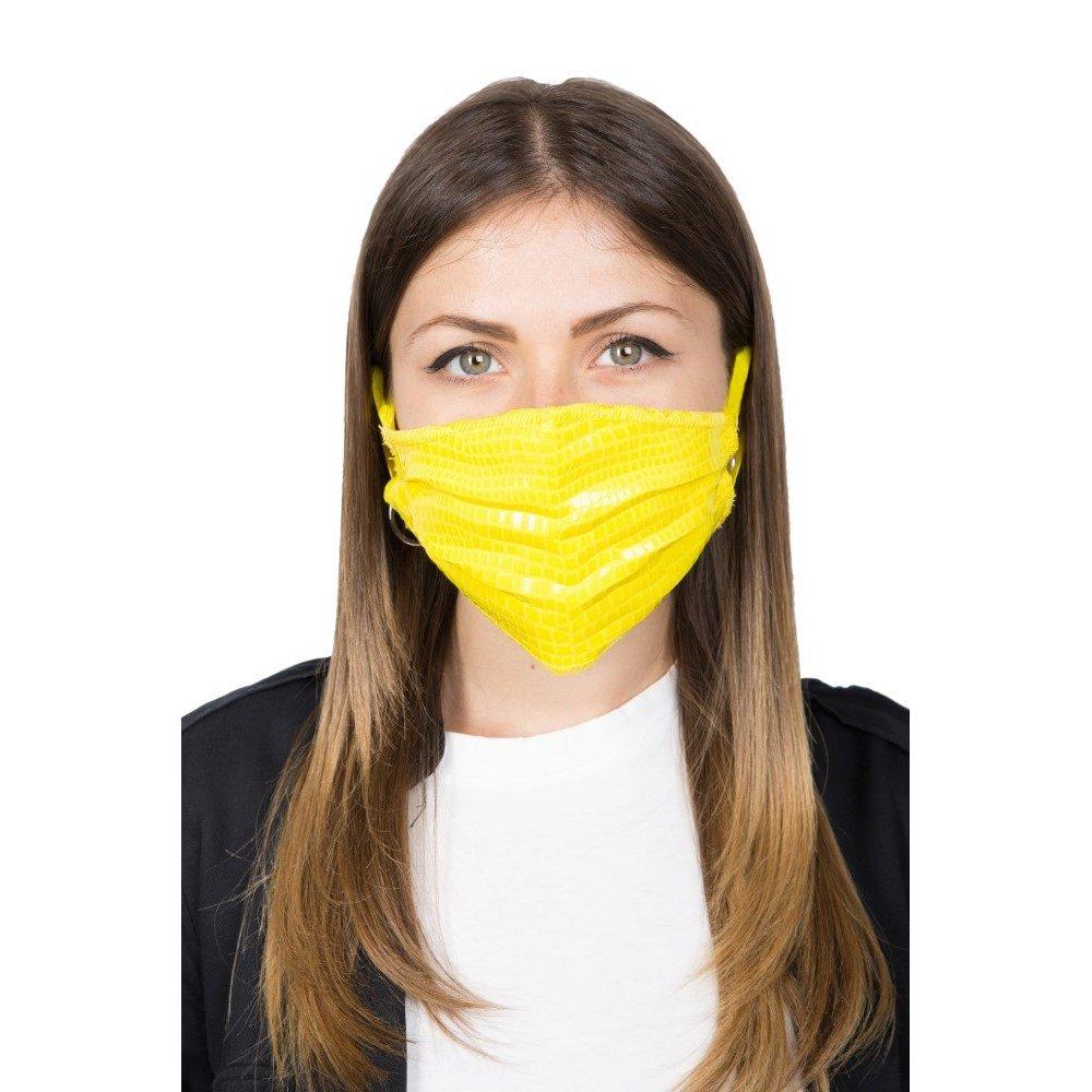 fashion mask in light scale LA FILLE DES FLEURS
